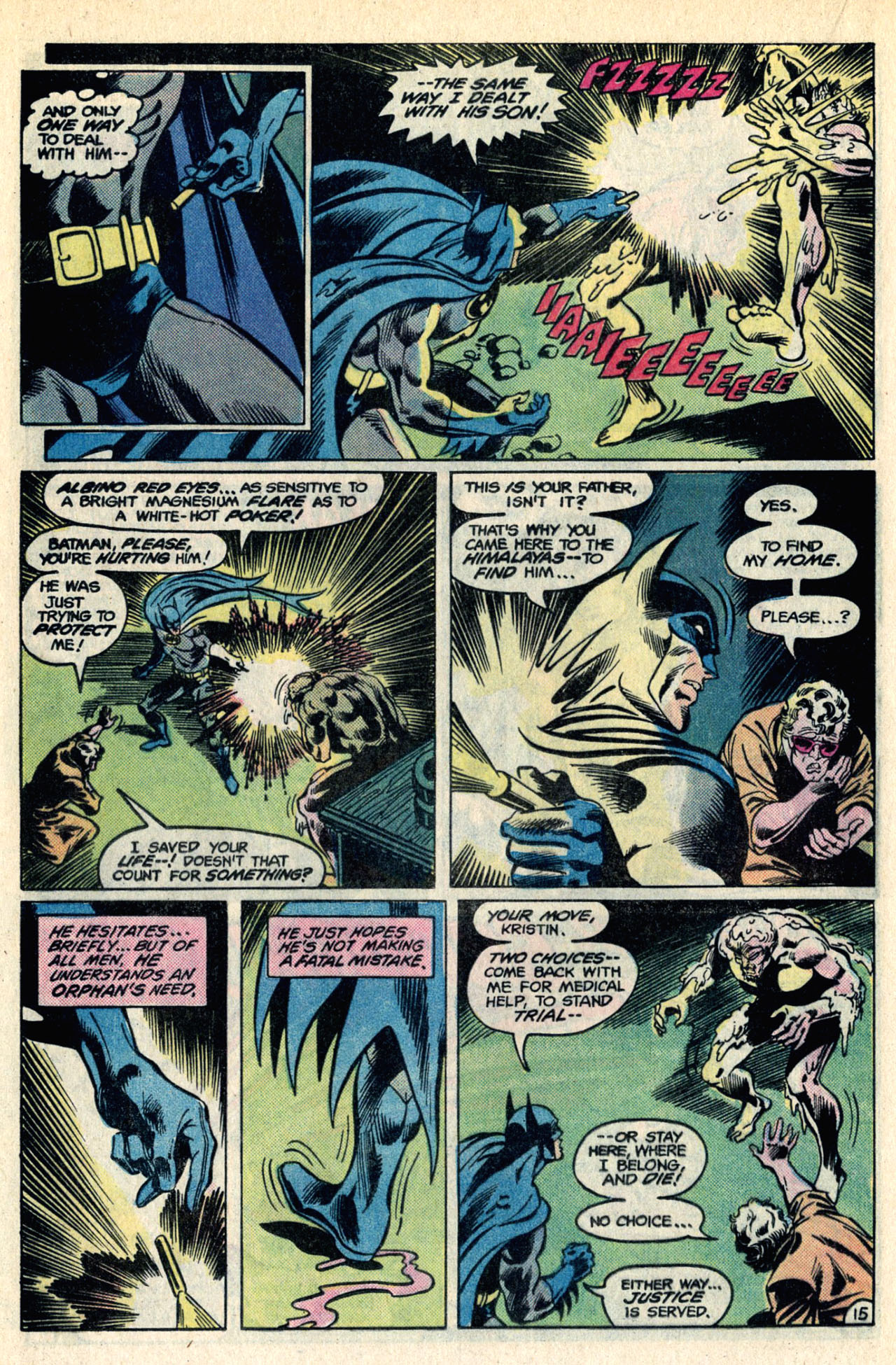 Detective Comics (1937) Issue #522 Page 20