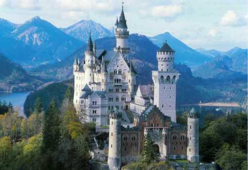 Que significa soñar con castillo