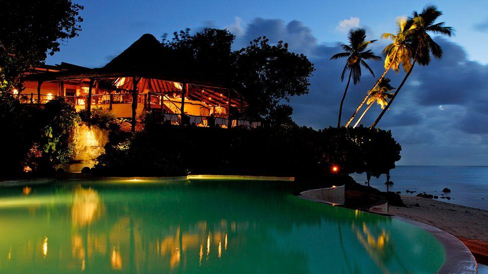 Pacific Resort Aitutaki Eleroticariodenadie