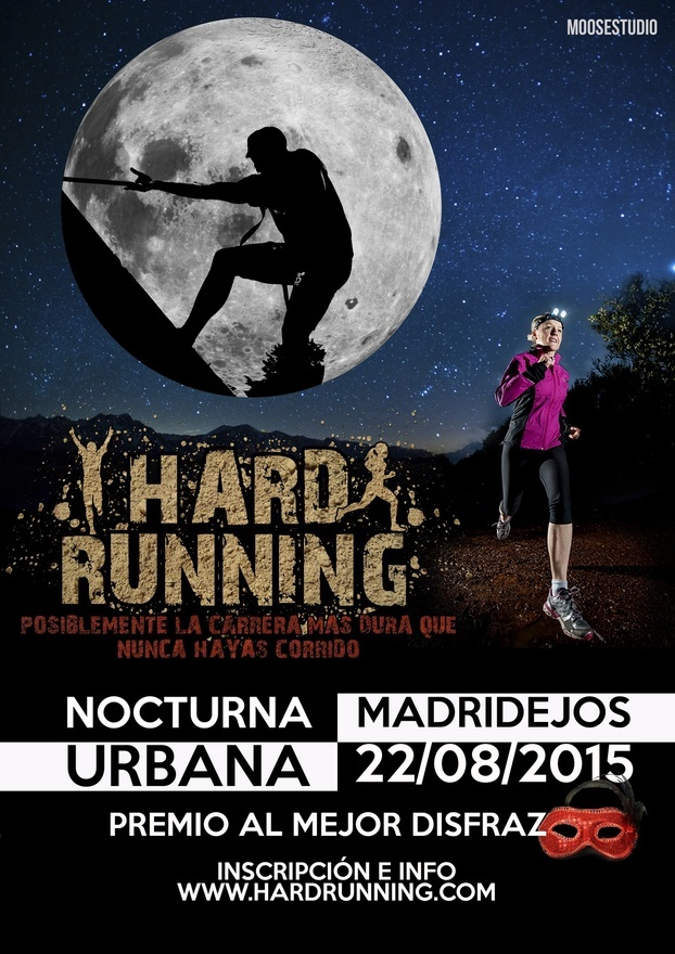 Hard Running Nocturno de Madridejos