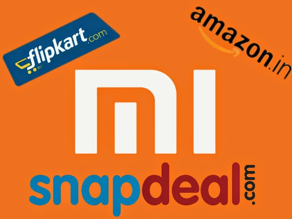 Now Xiaomi Products Sold On Amazon India and Snapdeal, Starting From April 8 www.codertrick.com