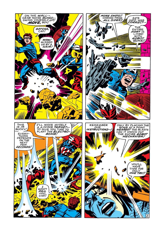 Captain America (1968) Issue #109 #23 - English 3