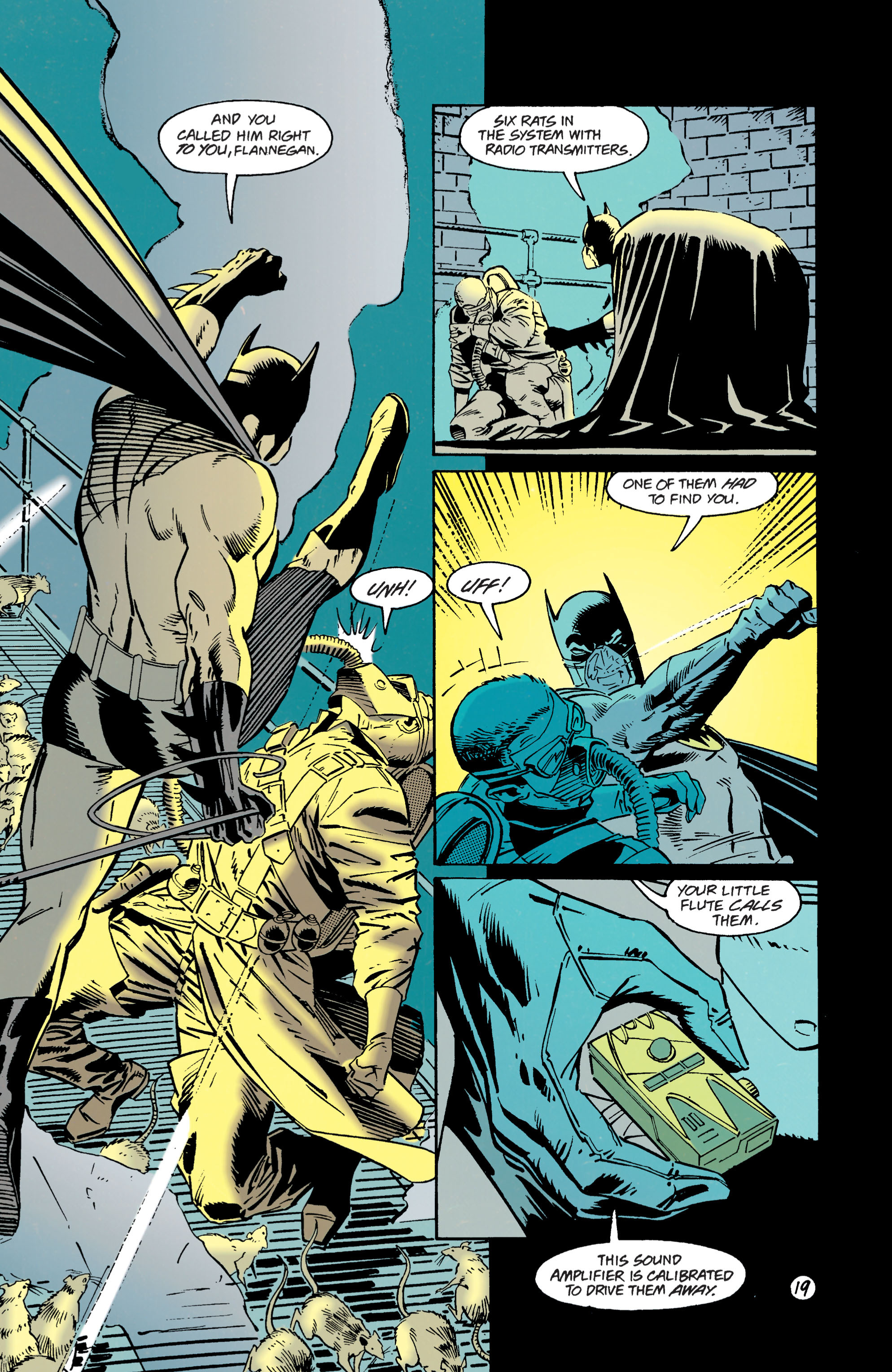 Detective Comics (1937) Issue #679 Page 20