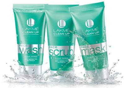 Lakme Clean Up Care Range with Tea Tree Oil