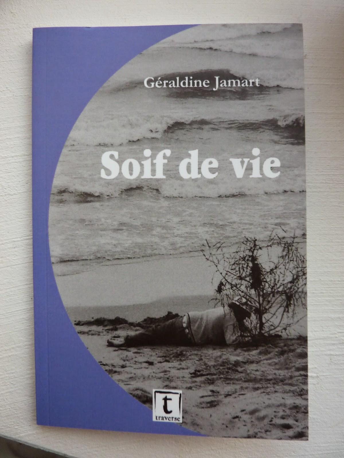 Soif de vie - Géraldine Jamart