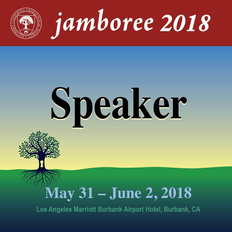 Southern California Genealogy Jamboree