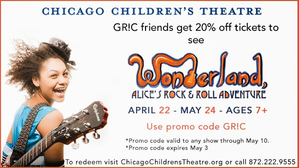 Chiil mama april 2015 we even have a sweet discount code for you from our friends over at girls rock chicago where my daughter has gone to camp for going on 4 summers now fandeluxe Images