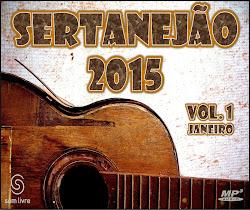 Download Sertanejão 2015 Janeiro Vol.01 SERTANEJAO15