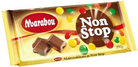 marabou non stop chokladkaka