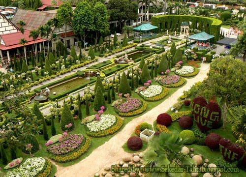 Nong Nooch Tropical Garden-5