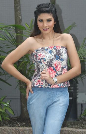 Izreen Azminda Cantik Jelita Artis Baru Malaysia