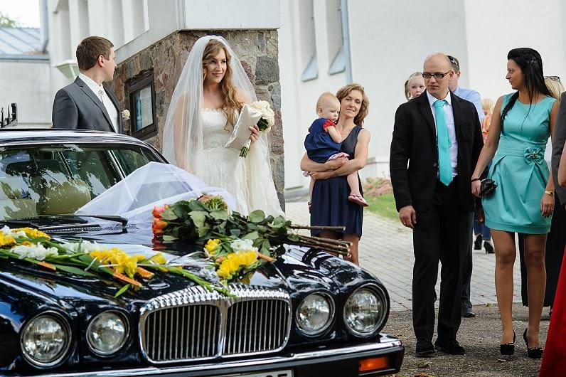 Jaguar vestuvėse