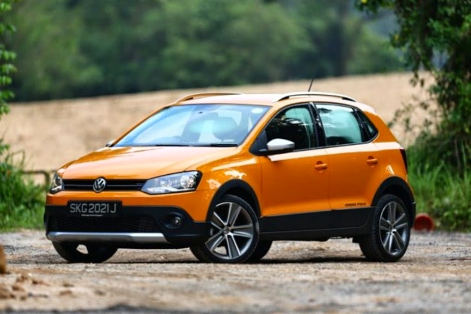 Volkswagen CrossPolo Wallpapers