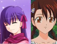 Matou Sakura, Ryuzaki Sakuno