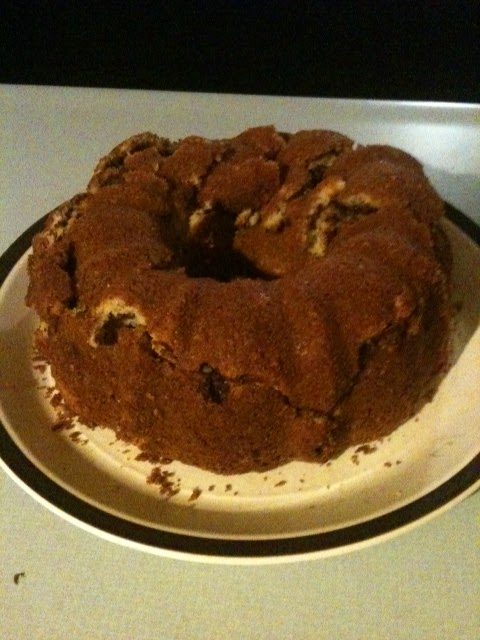 United Cakedom: Cinnamon Swirl Coffee Cake Bundt
