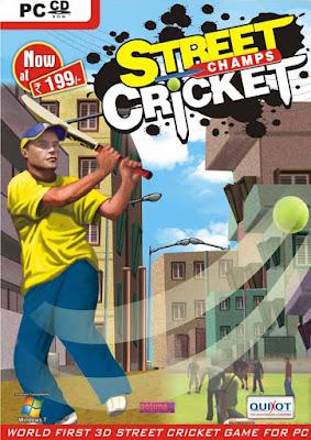 Street Cricket 2010 Game PC