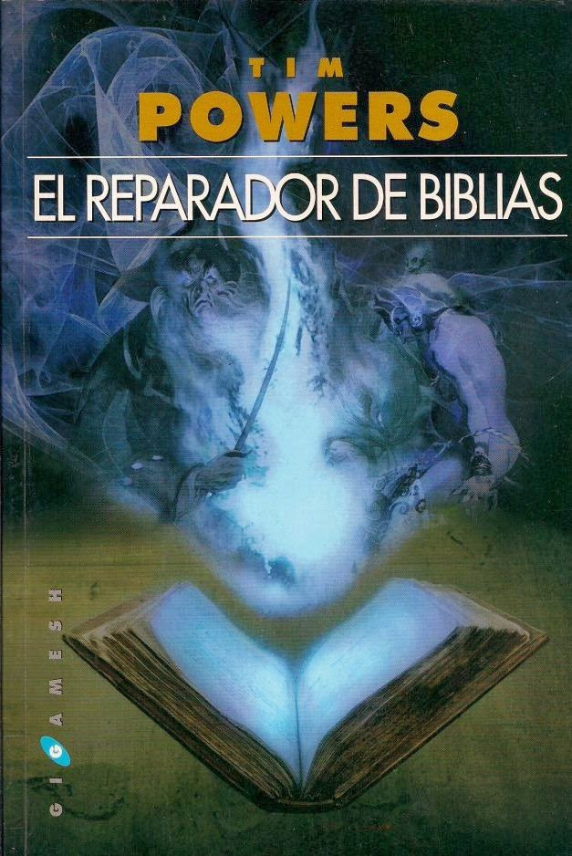 El reparador de biblias de Tim Powers