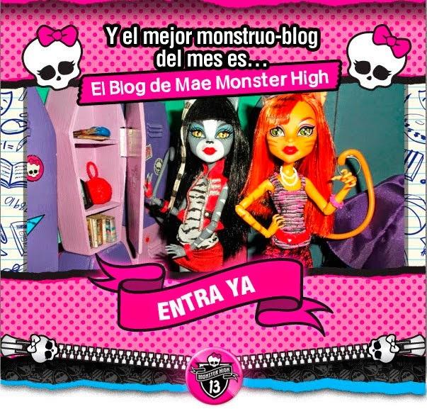 Monstruoblogg del mes de Octubre 2014