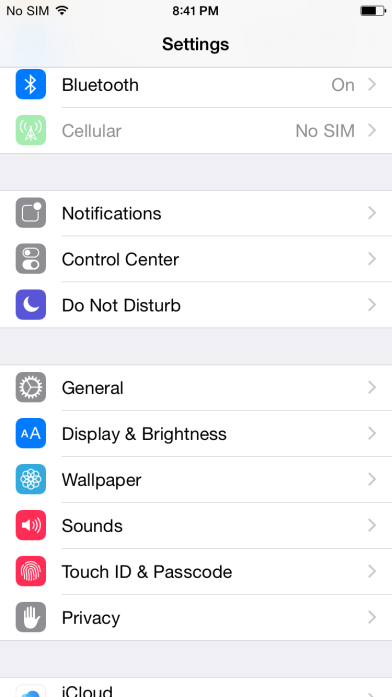 iOS 8 How to: Monitor and track your battery usage 1