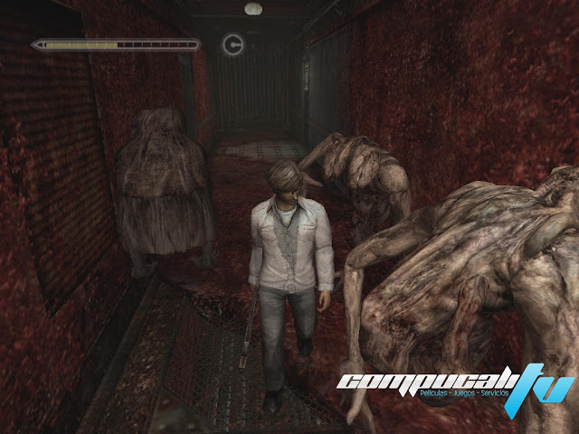 Silent Hill 4 The Room PC Full Español