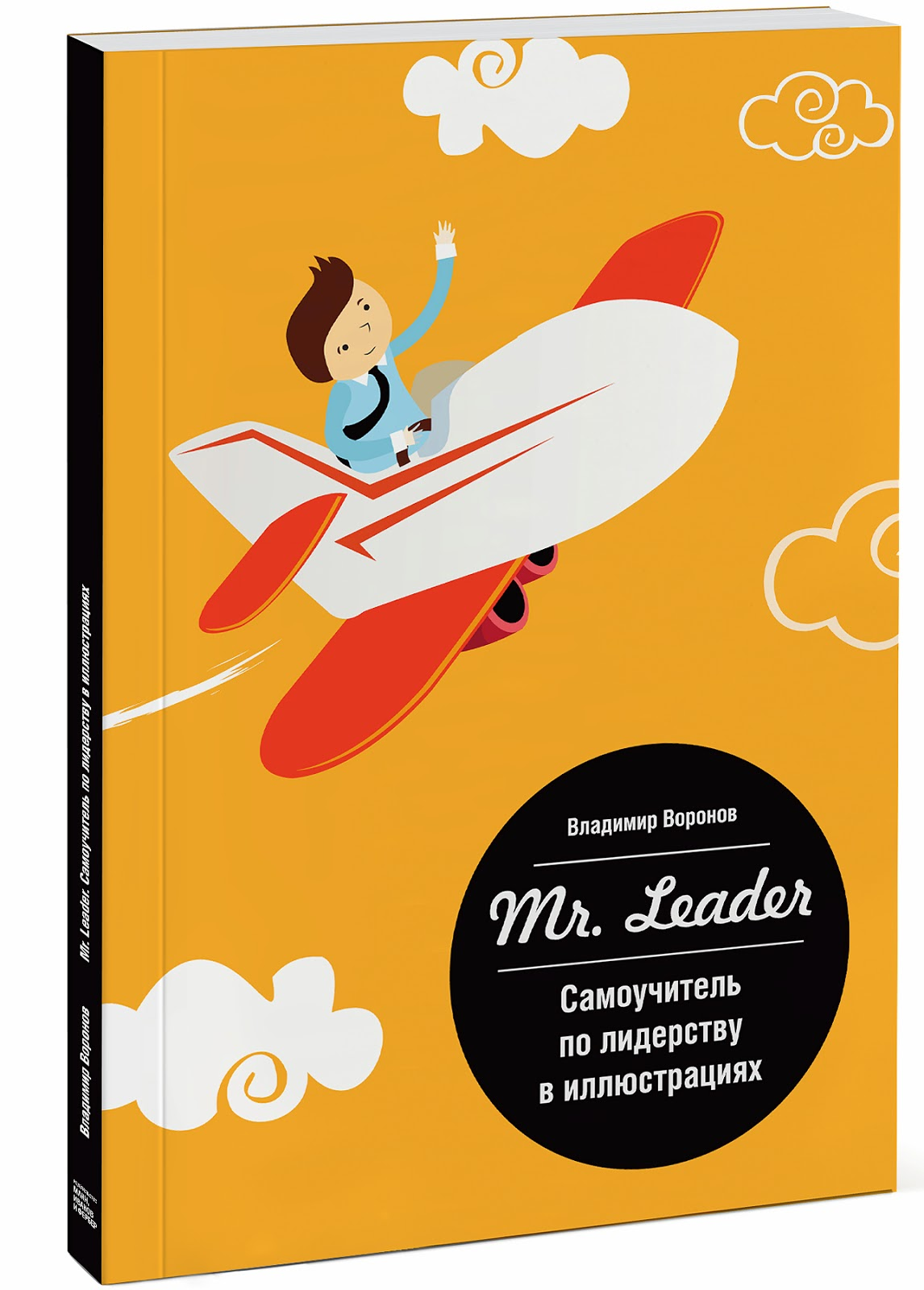 Mr. Leader. Самоучитель по лидерству в иллюстрациях - Владимир Воронов