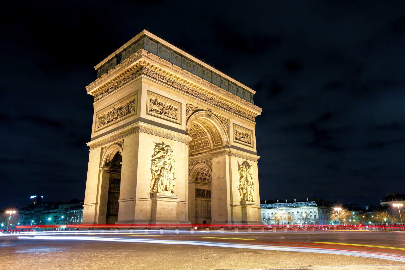 Paris is Always a Good Idea - Arc de Triomphe