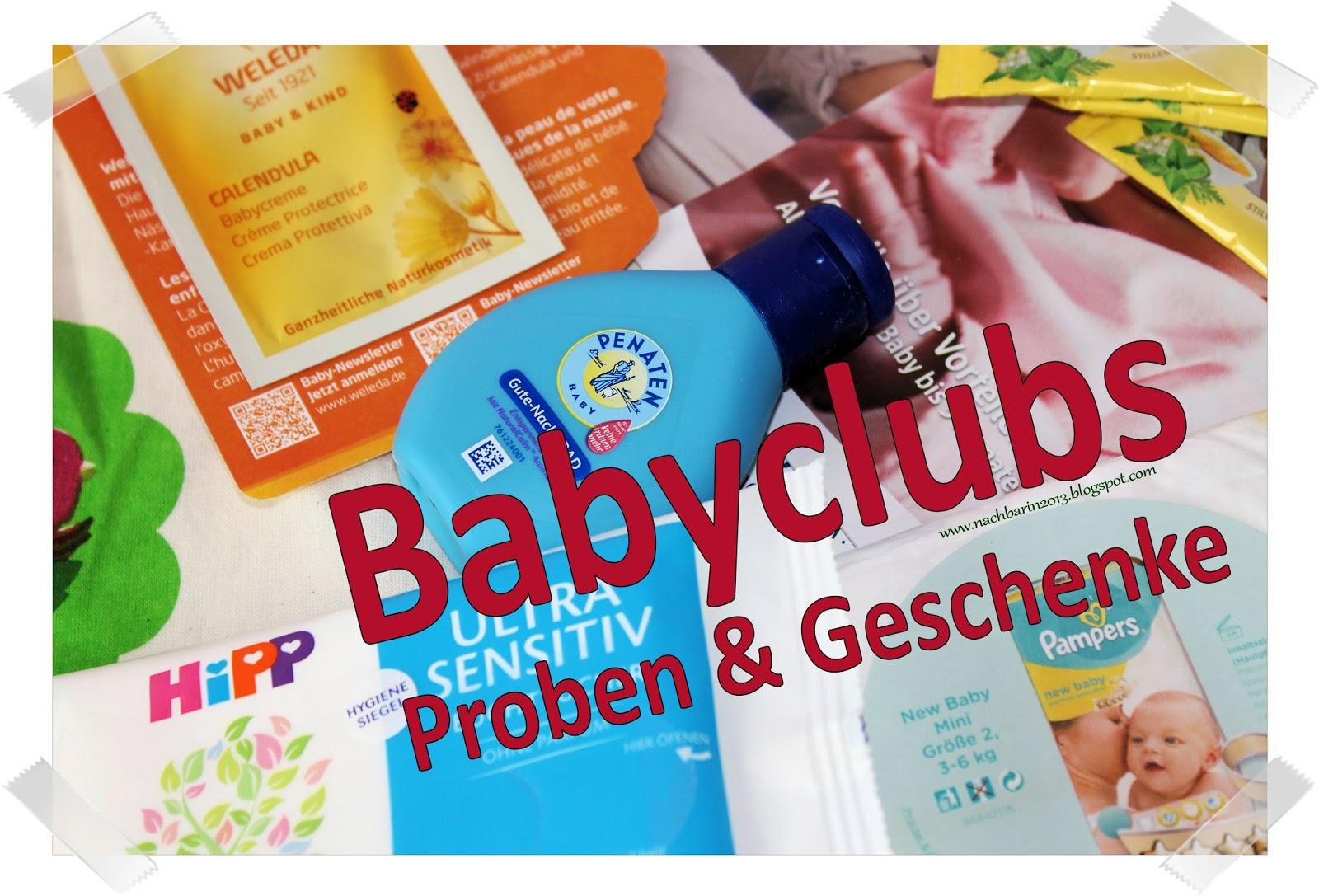 willkommensgeschenke baby gratis