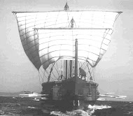Greek Trireme