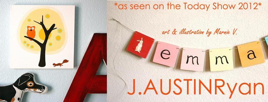 J. AUSTIN Ryan designs
