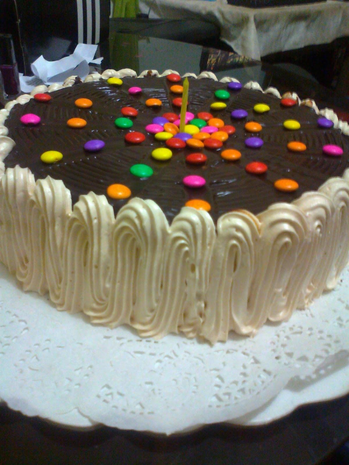 Decoracion de tortas pictures to pin on pinterest for Tortas decoradas faciles