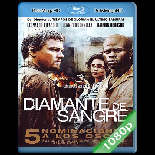 Diamante de Sangre (2006) 1080P HD MKV ESPAÑOL LATINO