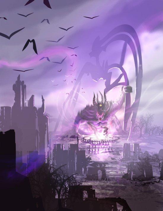 Jimmy Ling dreadjim deviantart ilustrações fantasia ficção científica sombria gótica