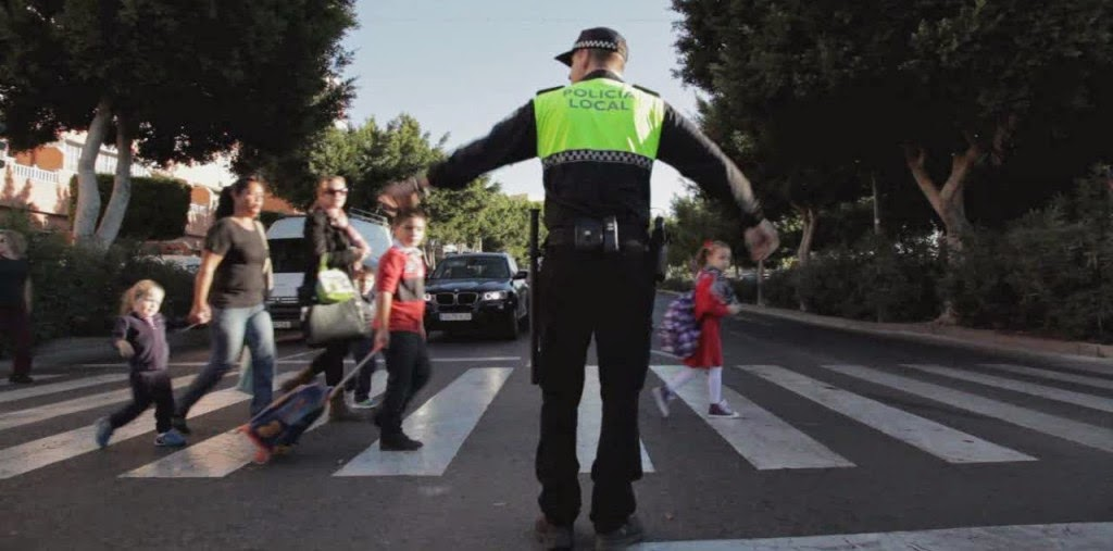 Funcionario policia