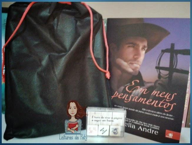 Em Meus Pensamentos - Bella Andre - Editora Novo Conceito
