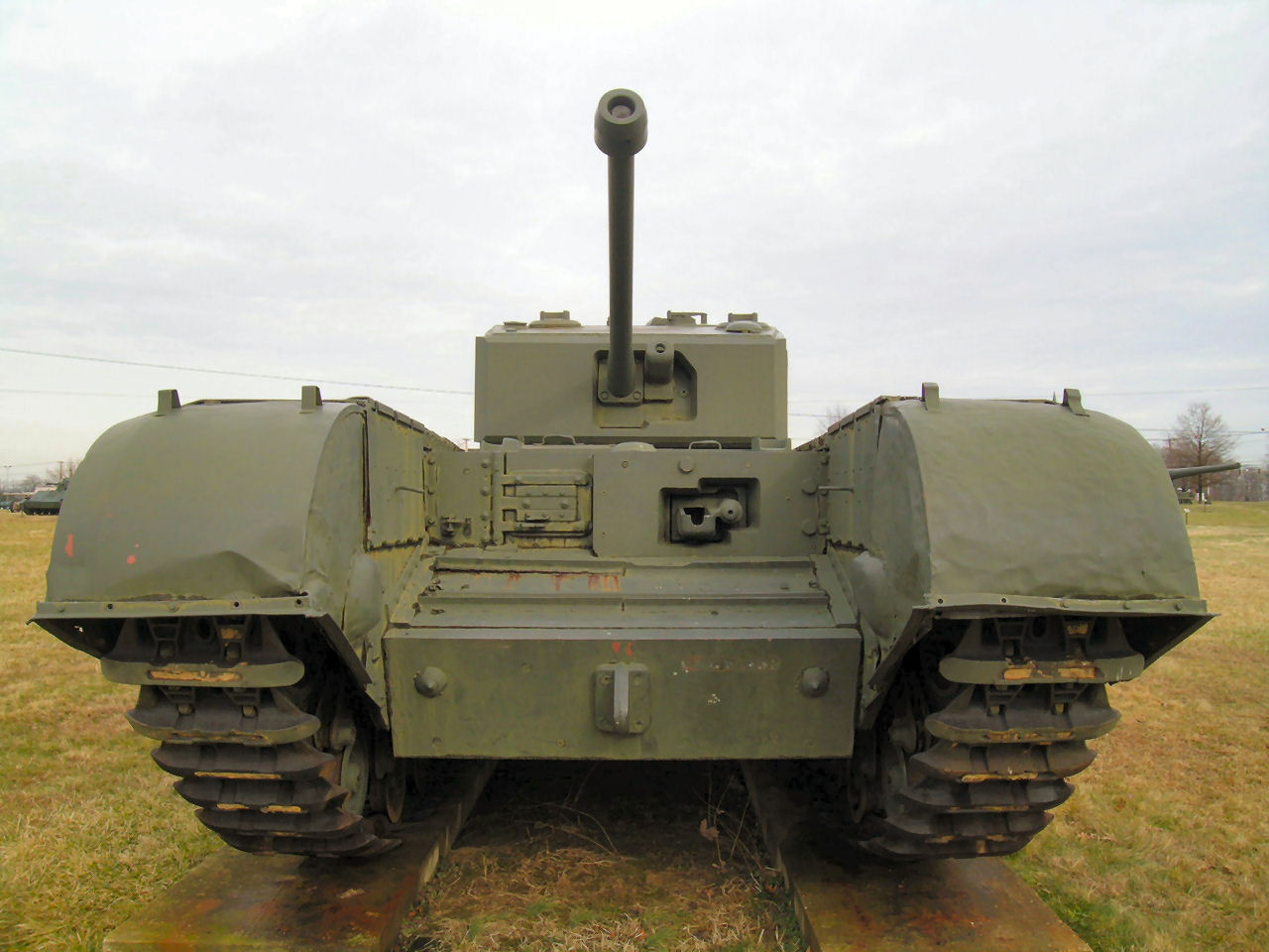 Galerry churchill tank