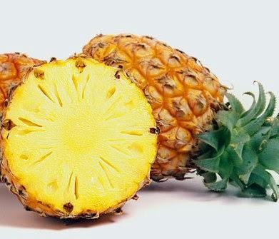 kegunnaan nanas buah kaya manfaat