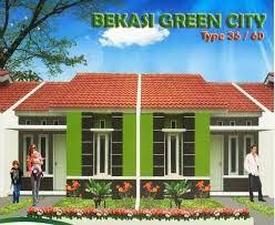 Perumahan Murah Bersubsidi  Bekasi Green City