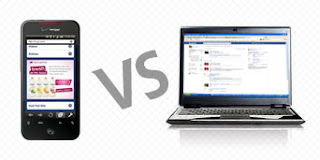 Mobile Web vs Desktop Web