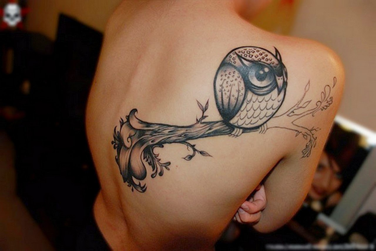 Owl Tattoos - All About OWL