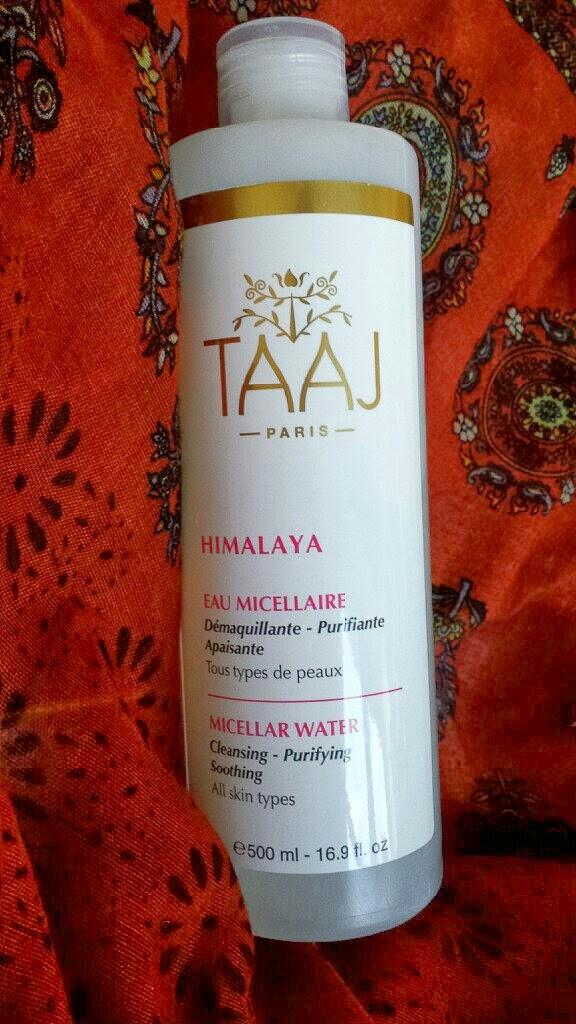 Taaj - Himalaya Micellar Water