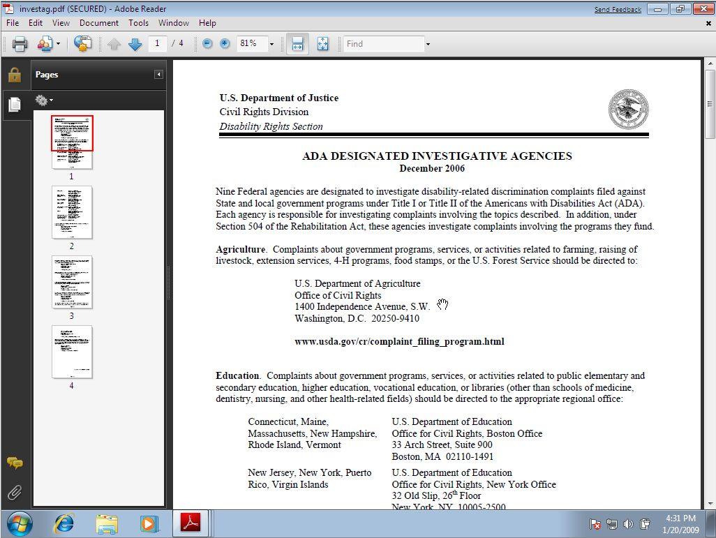 Download Adobe Reader 9