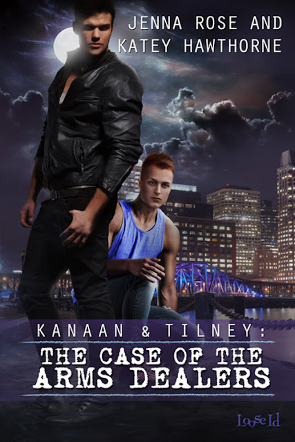 Reading Mysteries With the New Boys of Supernatural Suspense – Kanaan & Tilney + Giveaway!