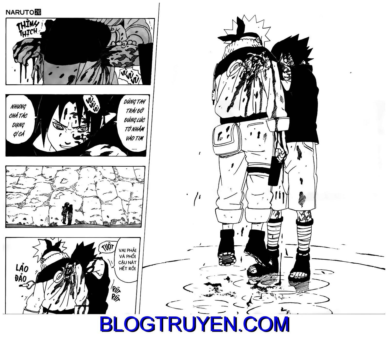 Naruto chap 228 Trang 11 - Mangak.info
