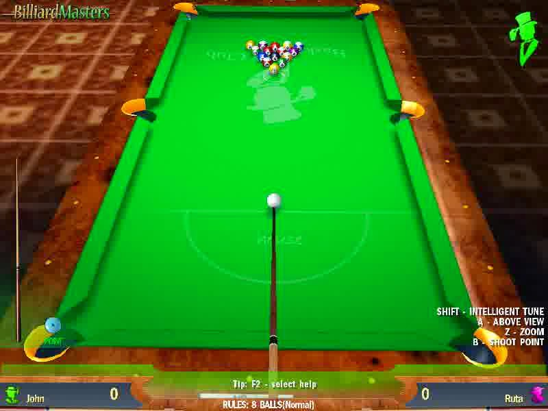 pool billiards game download