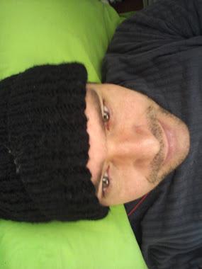 yeşil yastıkda benim kafa