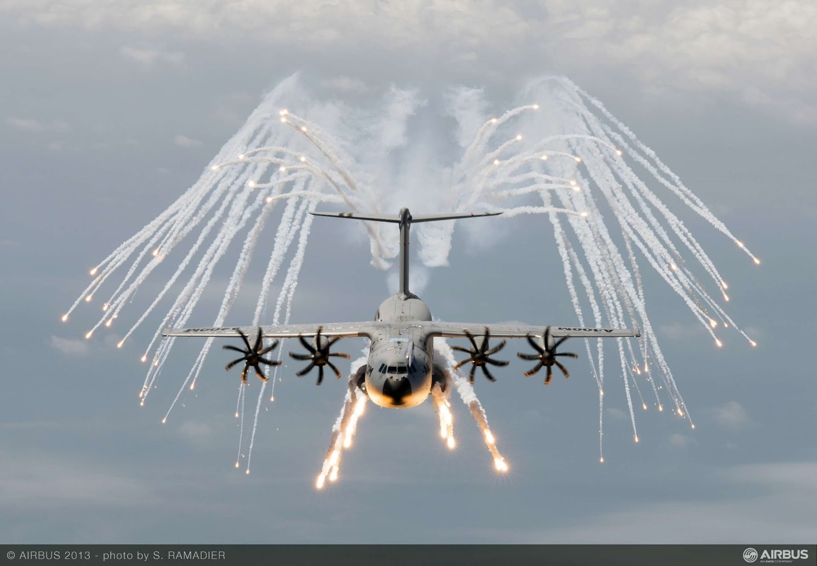 A400M Angel Decoy