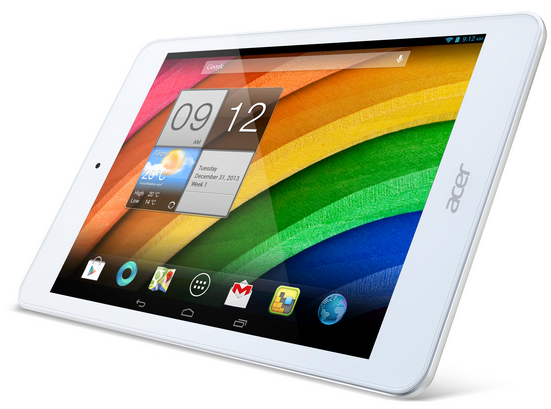 Acer Iconia A1-830 7.9-Inch Android Tablet