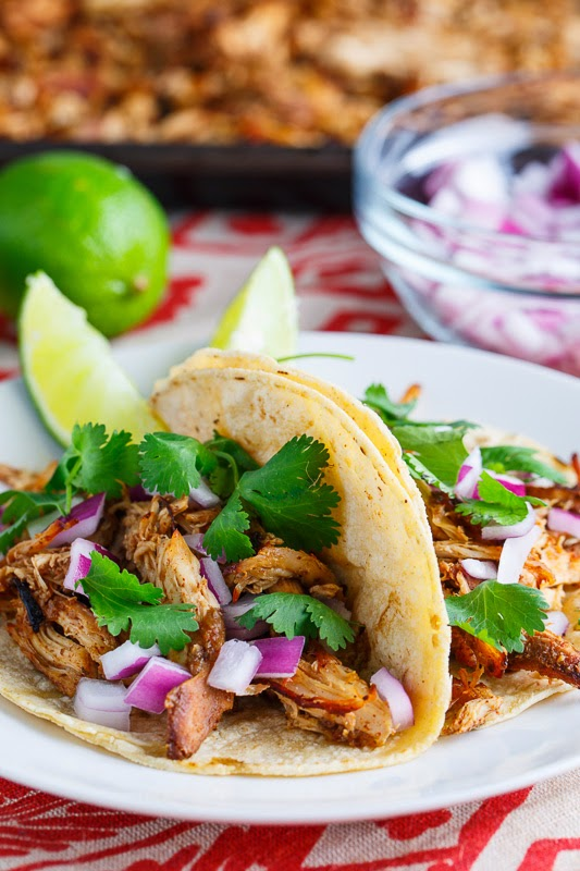 Jul 30,  · This Slow Cooker Chicken Tacos recipe makes delicious chicken that can be used in tacos, burritos, tostadas, enchiladas, and more. I've also included instructions for making these chicken tacos in the instant pot. This is a healthy and easy recipe that is perfect for busy families who love their crockpot or instant pot.5/5(2).