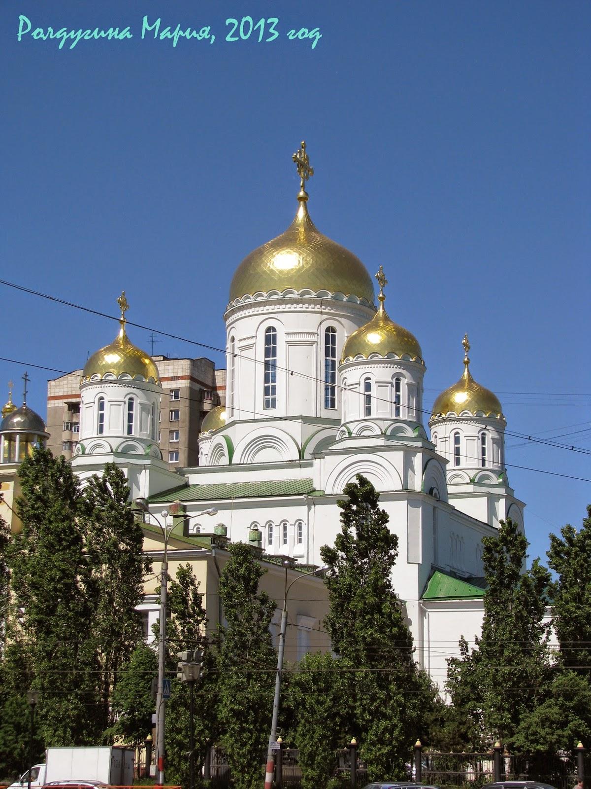 Нижний Новгород Церковь Николая Чудотворца