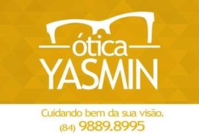 Ótica Yasmin/ Tangará-RN